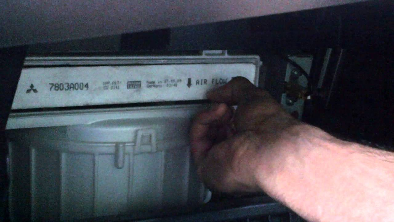 ac blower wiring how to change cabin air filter in 2010 mitsubishi lancer  how to change cabin air filter in 2010 mitsubishi lancer