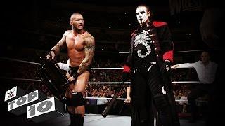WWE Top 10 ataques post apagón