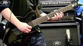 Peavey 3120 Valve Guitar Head Demo Tom From Peavey UK At