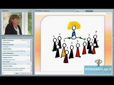 2012.10.08 Tatjana Kriliuvienė Metodinės veiklos mokykloje organizavimo patirtis