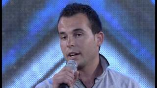 X Factor Albania 3 - Audicionet: David Tatani