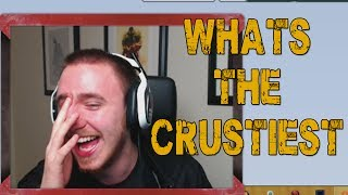 WHAT'S THE CRUSTIEST!? (Cards Against Humanity w/ Goldy & Friends)