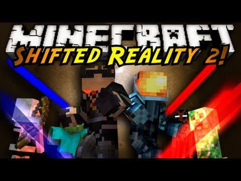 Minecraft: Shifted Reality 2 Part 1!, JOIN SKY AND MINECRAFTUNIVERSE AS THEY TAKE OFF INTO SPACE! WILL THEY TAKE DOWN THE REBEL FORCES TRYING TO DESTROY THEM?! OR FALL TO THEIR MIGHT? Jason's Cha...
