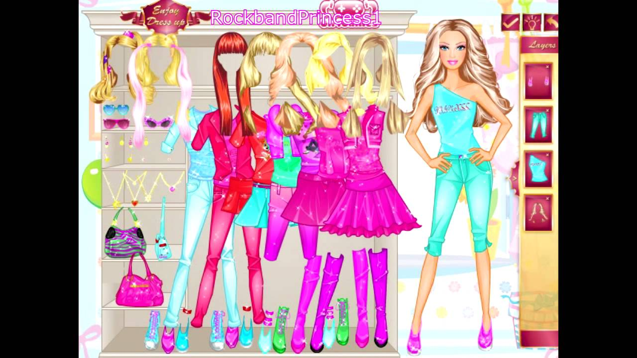 Play Free Game Barbie Fashion Show