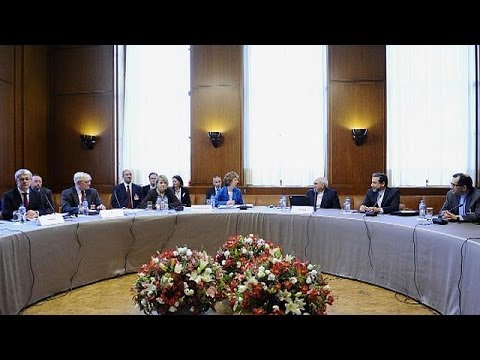 EU brings 'cautious optimism' to Iran nuclear talks in Geneva