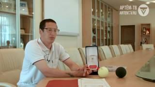 Сергей Крокодилов призёр восьмого международного турнира по теннису.