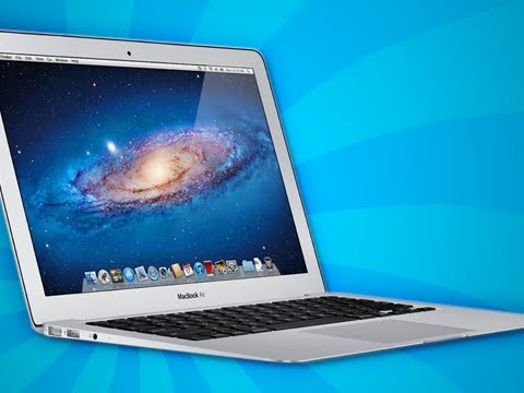 MacBook Air i7 (2011) Review