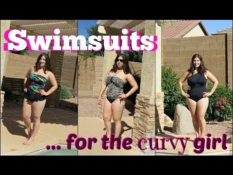 Swim Suits for the Curvy Girl | LookBook | Plus Size Swimwear