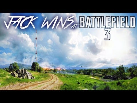 Jack Wins at Battlefied 3 | Caspian Border Gameplay/Commentary