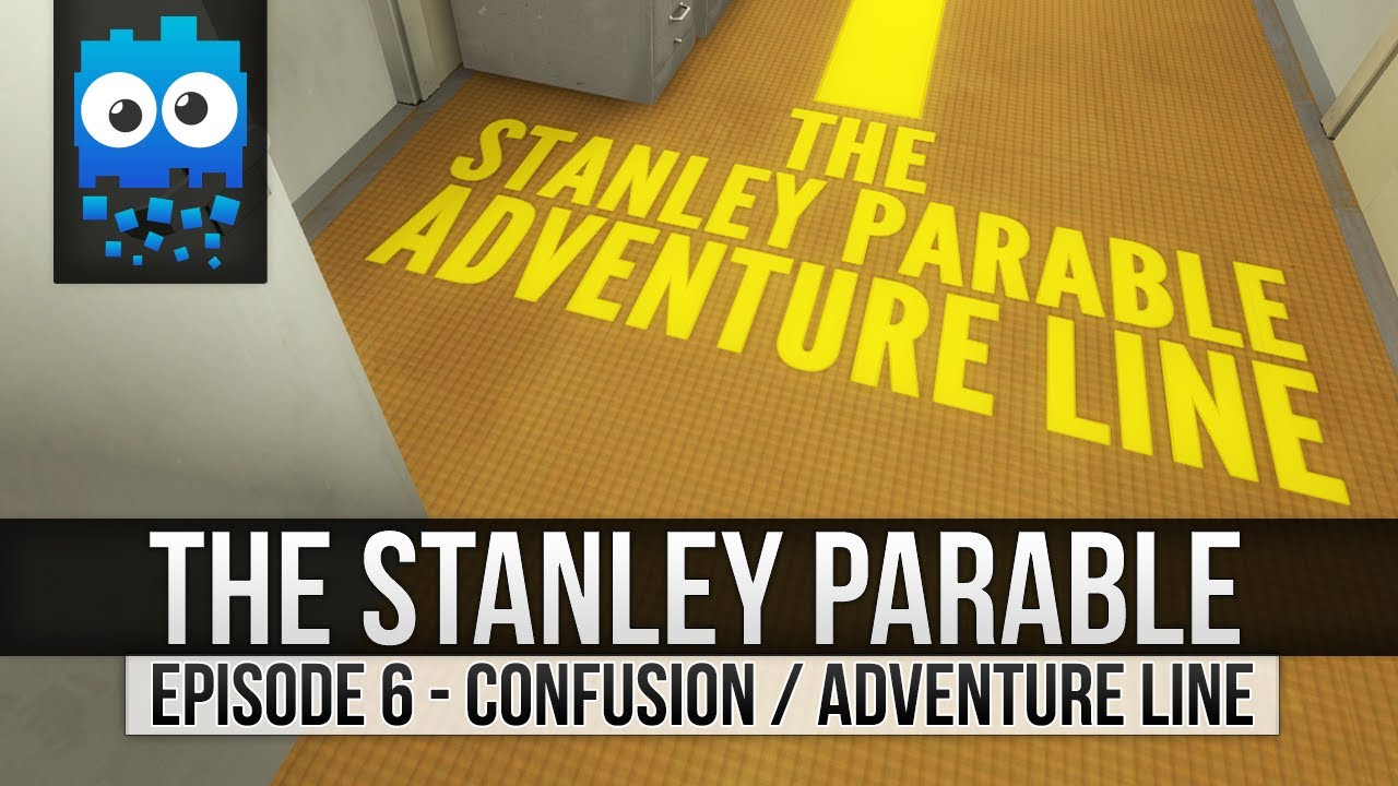 how to get minecraft ending stanley parable
