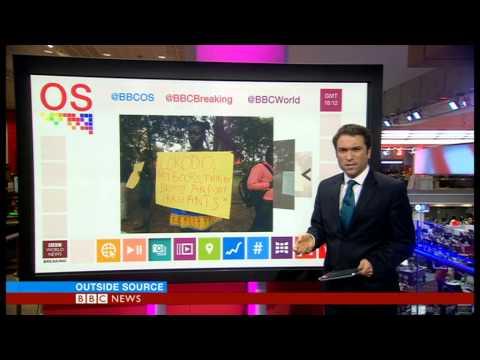 BBC Outside Source: Uganda Anti-Gay Law and Mini-Skirt Ban