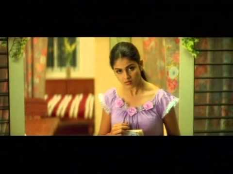 Kazhugu - Nithin Kisses Geneelia - Tamil Romantic Scenes