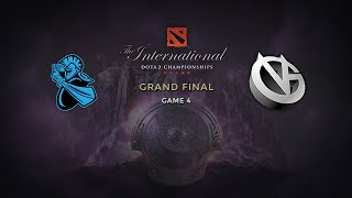 NewBee vs Vici Gaming | Grand Final, Game 4 + Ceremony