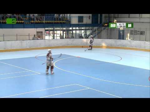 Tempish Dubnica Wild Kings vs. Veant Bratislava Mad Dogs