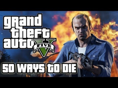 50 Ways to Die in GTA 5,