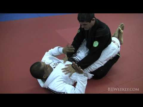 Vicente Junior - Arm Bar From Guard Modifications - BJJ Weekly #075