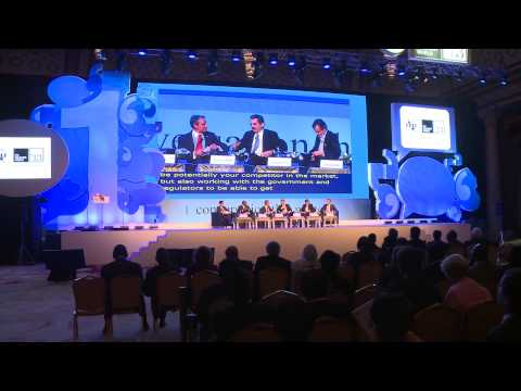 ITU TELECOM WORLD 2013 FORUM OPENING CONVERSATION