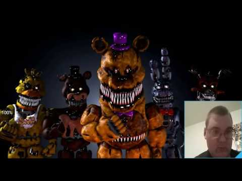 There Is A Legend!!! || [ Fnaf 4 Sfm ]
