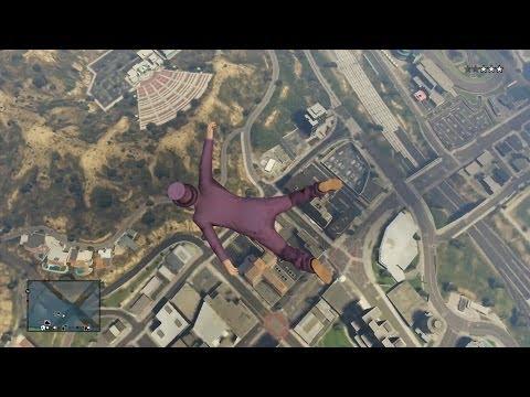 GTA V ONLINE: DESANGRADO
