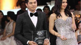Paulo Avelino And Julia Barretto Wins Best Dressed At 8th