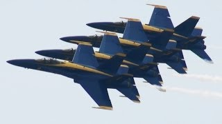 【HD】NAS Fort Worth Air Power Expo 2014 BlueAngels
