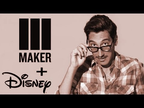 Disney buys Maker Studios for a BILLION Dollars