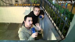 [1/2] Pânico na TV HD 19/12/2010: Bola e Bolinha tentando impedir o casamento da Dani Bolina view on youtube.com tube online.