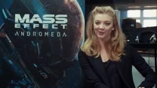 Mass Effect: Andromeda - Natalie Dormer as Dr Lexi T'Perro