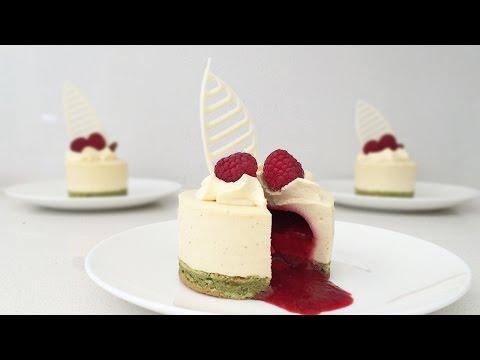 【DIY料理星球】- 巧克力樹莓