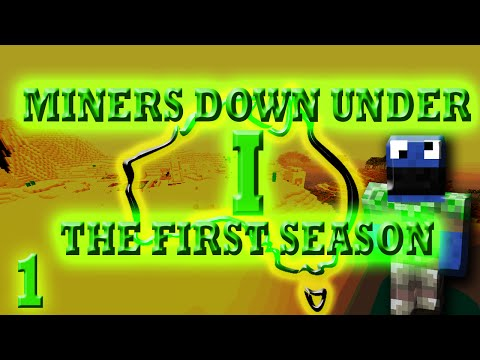 Ultra Hardcore - Miners Down Under - Episode I: Stupid Luck
