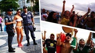 ESPAÑOL: ¡La Pasión Del Mundial En Rio De Janeiro