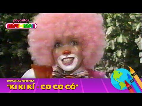 Payasitas Nifu Nifa - Ki Ki Ki - Co Co Co (Vídeo Oficial)