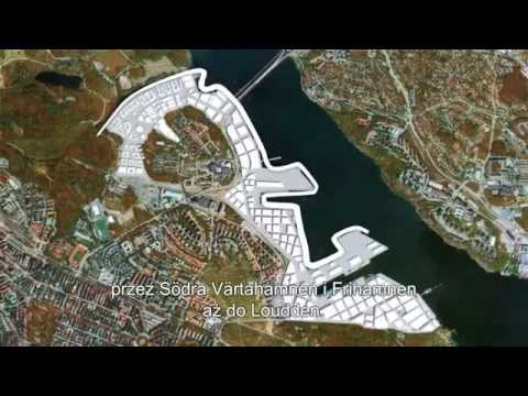 Stockholm Royal Seaport (English version with Polish subtitles)