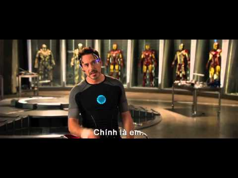 [Trailer-123Phim.vn] Người Sắt 3 - Iron Man 3