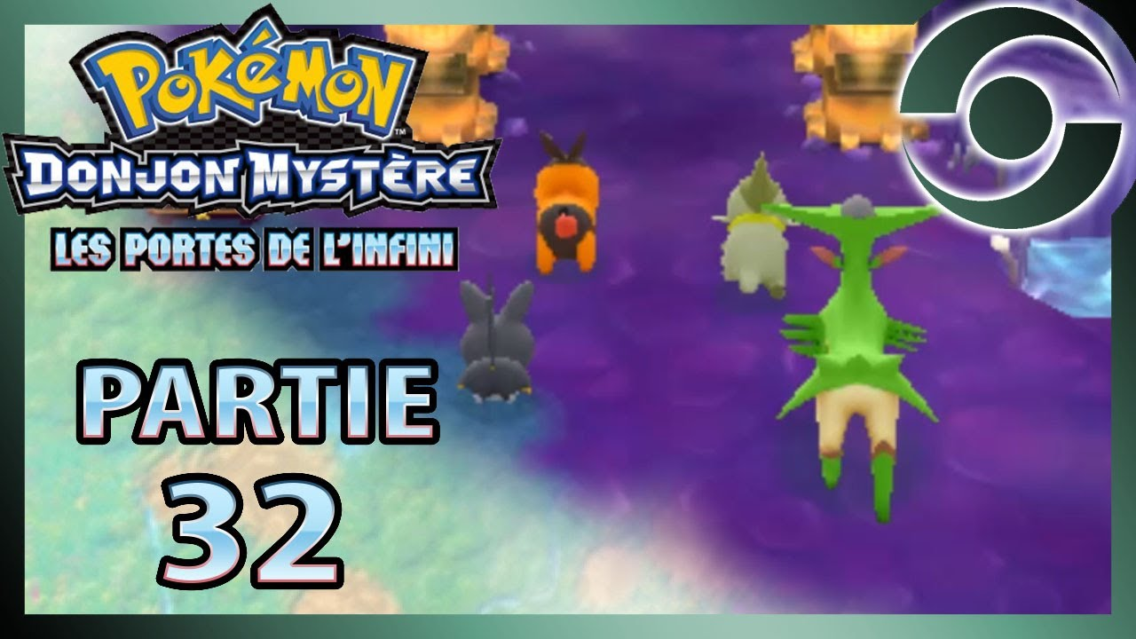 Pok mon donjon myst re 32 les portes de l 39 infini - Pokemon donjon mystere porte de l infini ...