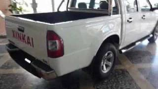 Xinkai Century Doble Cabina Diesel 4x2 2009