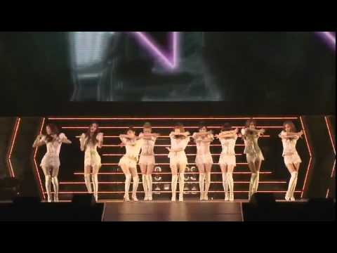 Mr. Taxi - SNSD (JAPAN Arena Tour)