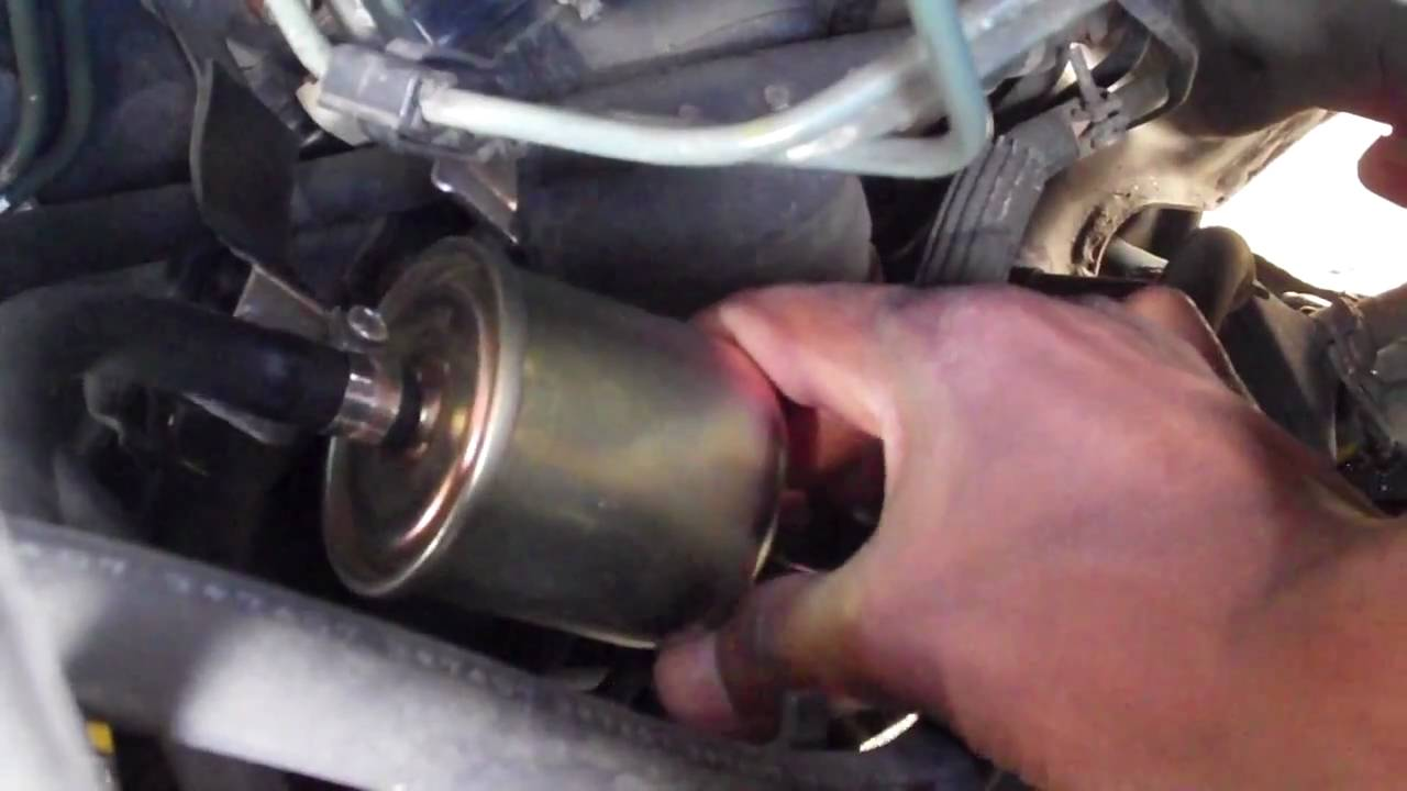 2004 infiniti g35 fuel filter location  2004  free engine