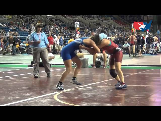 139 - Bollinger (CA) dec. Reyes (WA), 1-0, 1-0 at National Junior National Duals