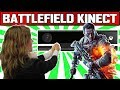Battlefield 4 Kinect Features: Voice Commands | Head Tracking | Leaning