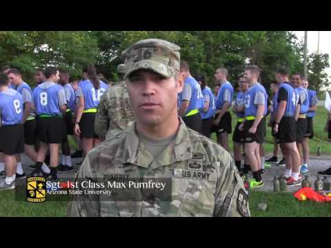 2nd Regiment, Advanced Camp 2017 | Army Physical Fitness Test