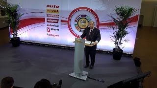 [Geneva Motor Show 2014 Car Of The Year ceremony in 3D 4K UHD] Video