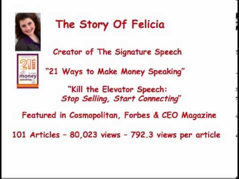Profitable Content Marketing - Case Study: Felicia Slattery