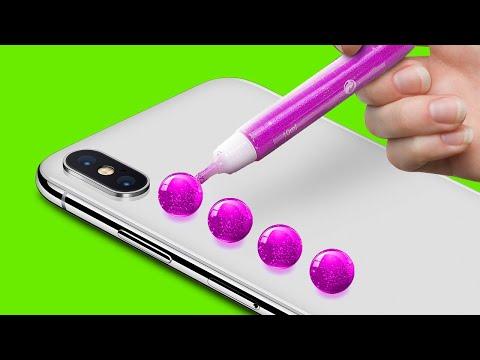 22 FUNNY PHONE CASE DIY IDEAS