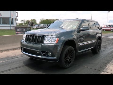 9 Second Jeep SRT8 - 1100hp!!!