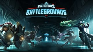 Paladins - Battlegrounds Trailer