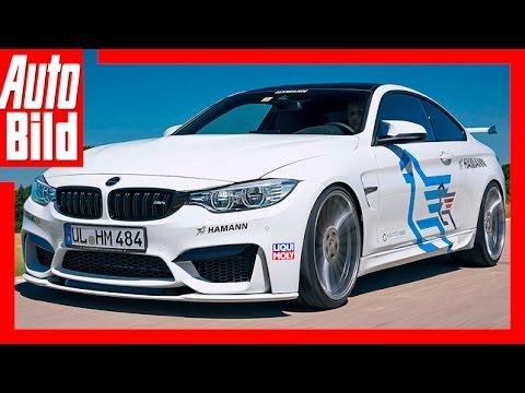 Fahrbericht / Hamann BMW M4 /Review/ Test/Fahrbericht- Geht M4 noch besser?