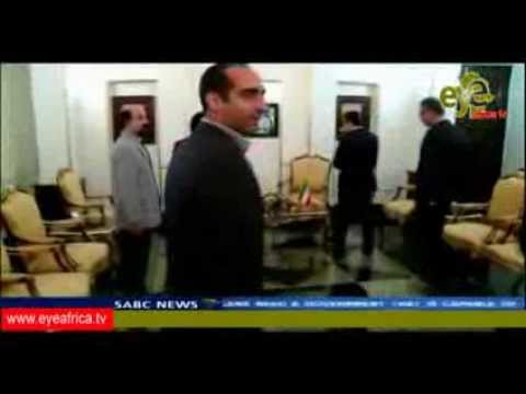 EU foreign policy Chief Catherine Ashton Visit Tehran