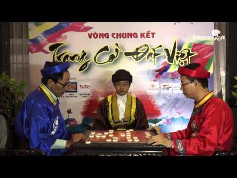 Trạng cờ đất Việt 2015 ( VCK ) : Vũ Văn Tuyến vs Trềnh A Sáng, trận 1 bảng A .
