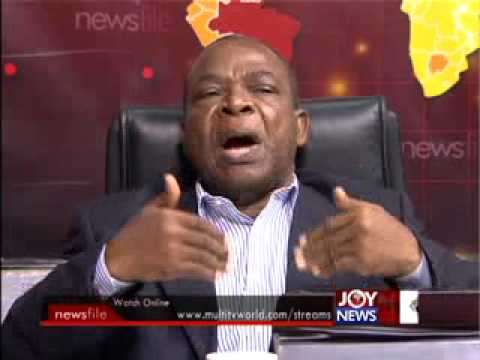 Prez Mahama on Gyeeda Report - Newsfile on Joy News (17-8-13)